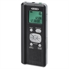 Jensen Digital Voice Recorder with Micro SD Card Slot and 4GB Built In Memory