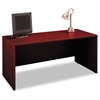 "Bush 66""W Desk Shell Series C, Mahogany"