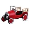 Dexton Red Retro Pickup Truck Pedal Car