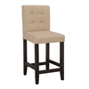 "24"" Lyon Parson Counterstool, set of 2, Khaki"