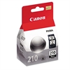Canon 2974B001 (PG-210) Ink, 220 Page-Yield, Black