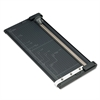 """TrimGear Industrial Trimmer, 5 Sheets, Alumite Finished Aluminum Base, 7"""" x 15"""""""