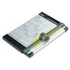 "CARL Green Machine Professional Rotary Trimmer, 15 Sheets, Metal Base, 10"" x 12"""