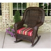 Tortuga Outdoor Lexington Rocker - Java -   Monserrat Sangria