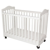 LA BABY The Original Bedside Manor, White