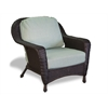 Tortuga Outdoor Lexington Club Chair - Tortoise -   Rave Spearmint