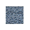 Legion furniture Mosaic Mix With Stone-Sf, Gray, Blue