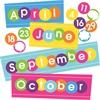 Months & Days 48 Piece Set - Happy