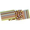 Legal-Size File Folders - Ribbon-by-the-Yard, Multi-Design Set of 9