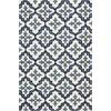 Harbor 4210 Ivory/Blue Mosaic 2' x 3' Size Area Rug