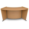 Marque ADA Reception Station, Maple