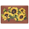 Achim Anti Fatigue Mat 18x30  - Black Eyed Susan