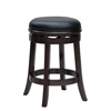 "29"" Boraam Backless Barstool, Cappuccino"