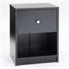 Tvilum May Nightstand, Black