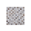Legion furniture Mosaic With Stone, Beige, Brown