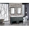 """MTD Vanities Belarus I 60"""" Double Sink Bathroom Vanity Set, Espresso"""