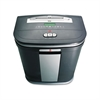 GBC Shredmaster ShredMaster GSX168 Light-Duty Cross-Cut Shredder, Charcoal/Black