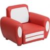Flash Furniture Kids Car Chair