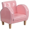 Flash Furniture Kids Pink Chair