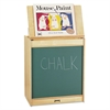 Jonti-Craft Big Book Easels, 24-1/2w x 15d x 20h, Green