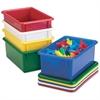 Jonti-Craft Cubbie Tray Lids, 8-5/8w x 13-1/2d, Blue