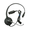 SupraPlus Monaural Over-the-Head Telephone Headset w/Voice Tube