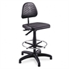 TaskMaster Deluxe WorkBench Chair, Black