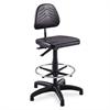 TaskMaster Deluxe WorkBench Chair, Black