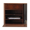 Mayline Sorrento Horizontal Hutch Organizer, 17½w x 12½d x 19¾h, Bourbon Cherry