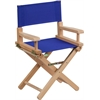 Kid Size Directors Chair in Blue