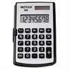 Victor 908 Portable Pocket/Handheld Calculator, 8-Digit LCD