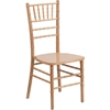 Flash Furniture HERCULES Series Natural Wood Chiavari Chair