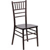 Flash Furniture HERCULES Series Walnut Wood Chiavari Chair