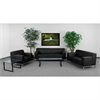 HERCULES Definity Series Reception Set in Black