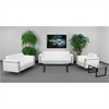 HERCULES Lesley Series Reception Set in White